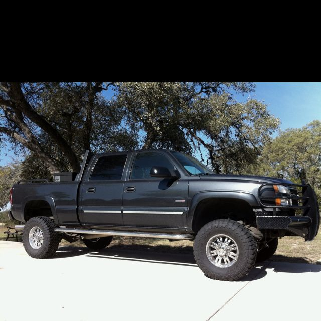 Lifted Muscle Car Yes Please: My Truck... 2005 Chevy Duramax