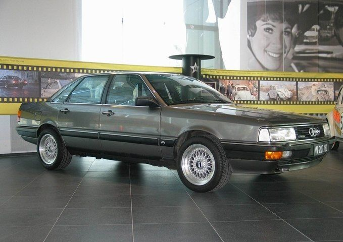 1986 Audi 200 Turbo Quattro Maintenance Restoration Of Old Vintage