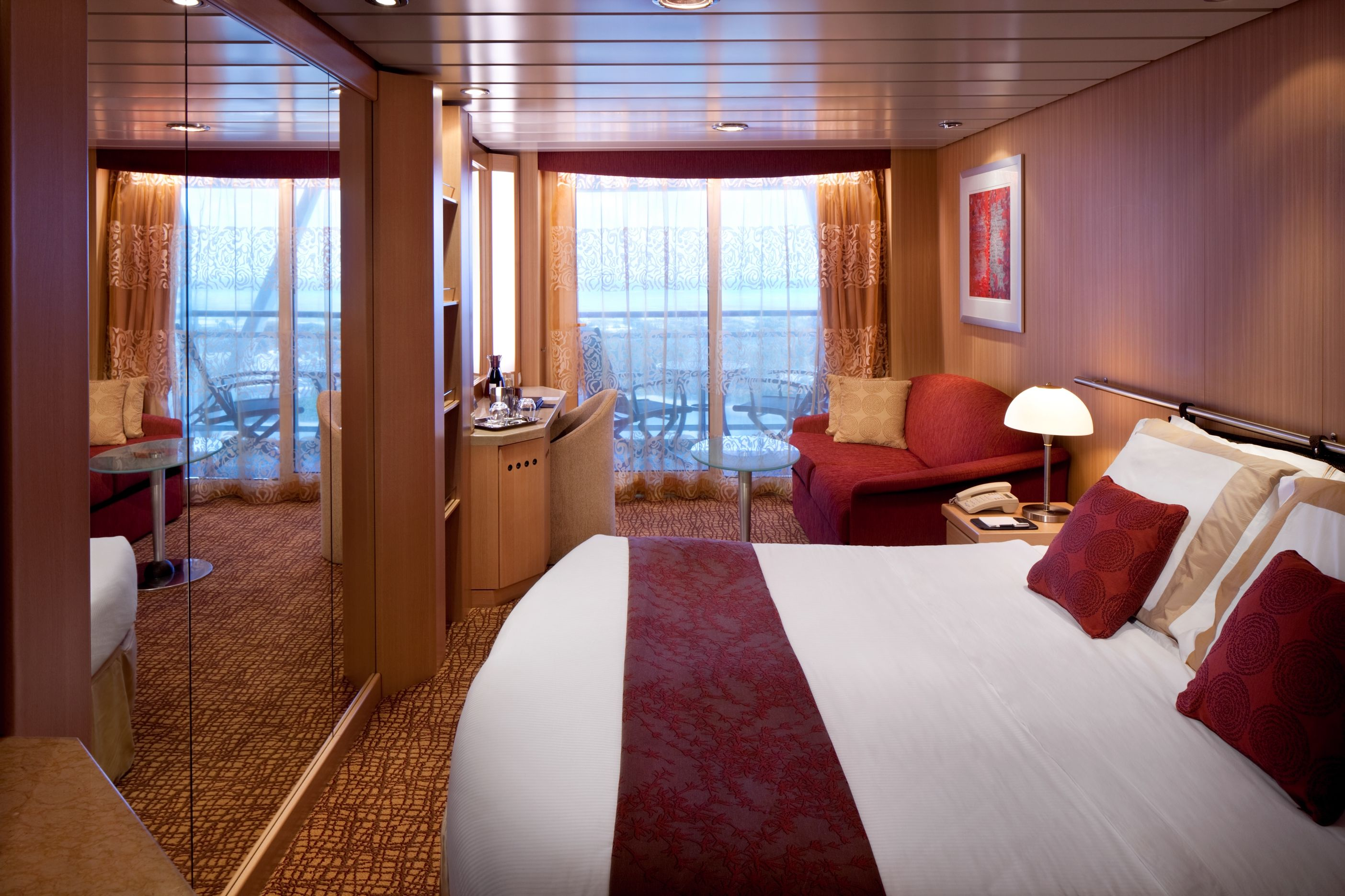 Equinox Relaxation Room for AQ Guests | Celebrity Cruises ...