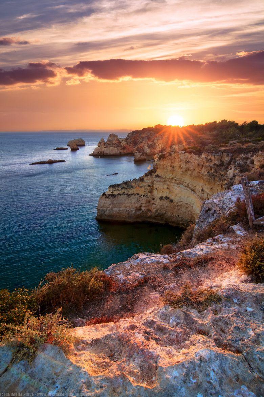 Prainha Sunset, Algarve, Portugal
