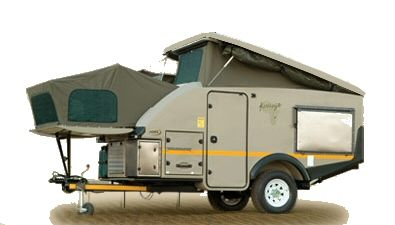 Off Road Camper Trailer.