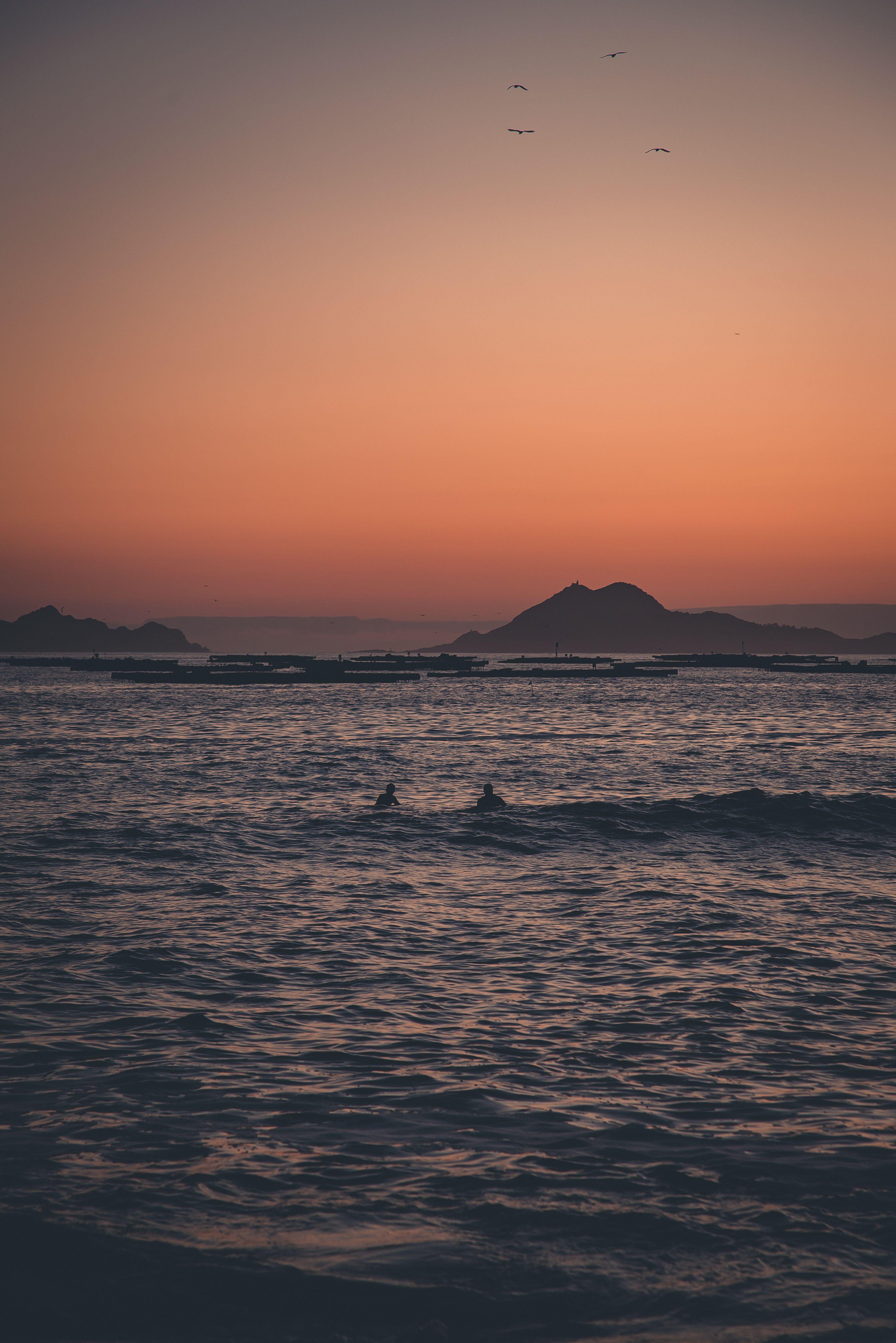 Free Photos Dawn Dusk Nature Ocean Ocean Wallpaper Beautiful Ocean Sunset Wallpaper sea dusk mountains sunset lake