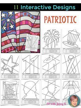 Patriotic Coloring Pages   Includes Designs for Veterans' Day & More #patriotsdaycraftsforkids