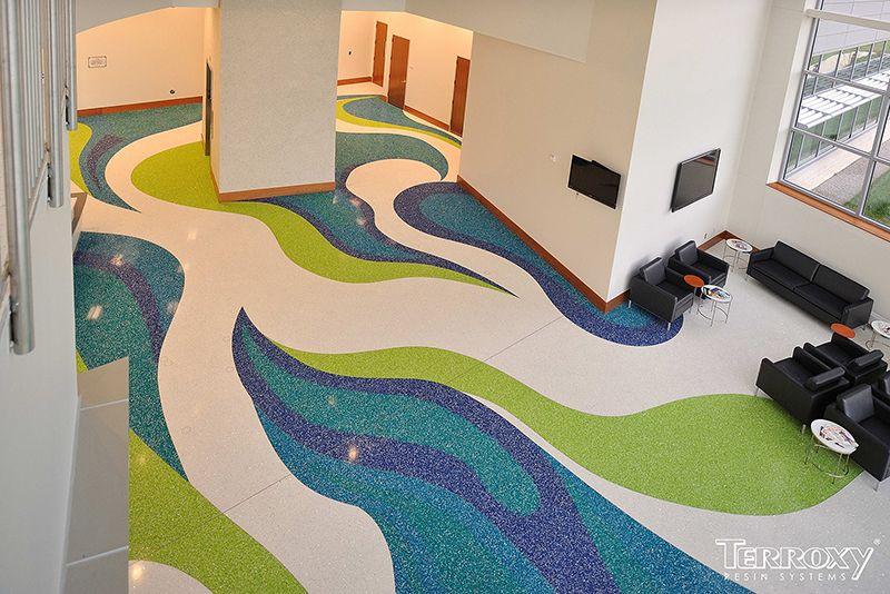 Terrazzo Marble Supply Terrazzo Flooring Ideas In