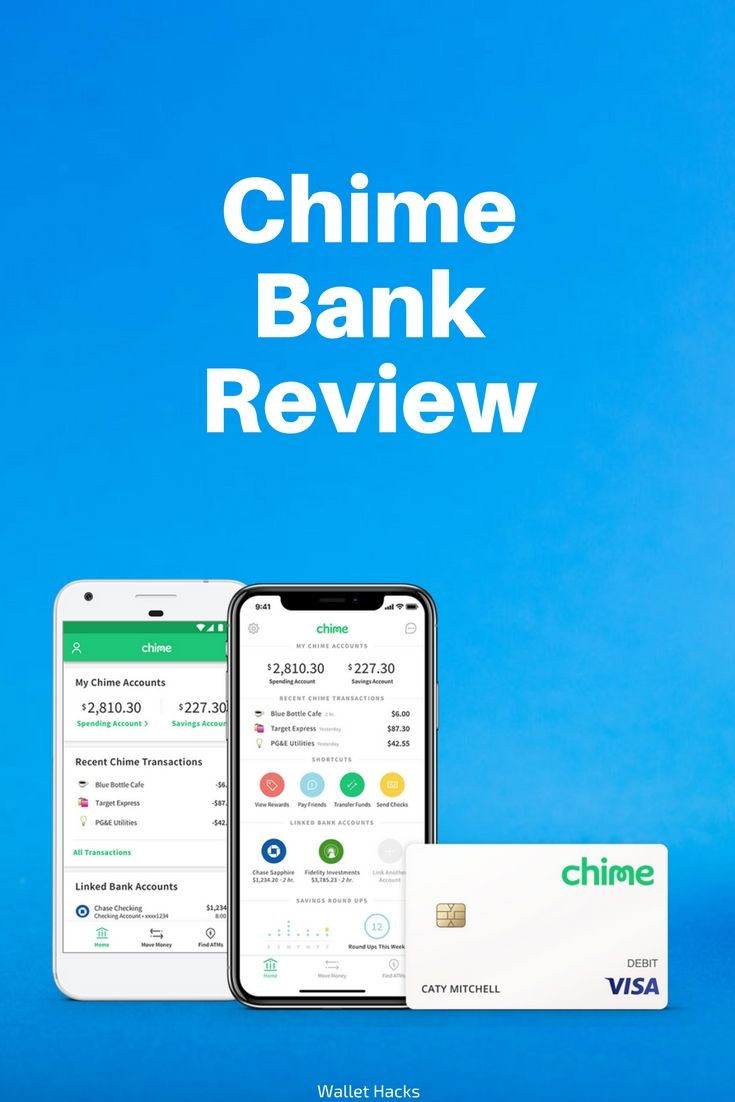Chime Bank Review Bank reviews, Finance bank, Finance tips