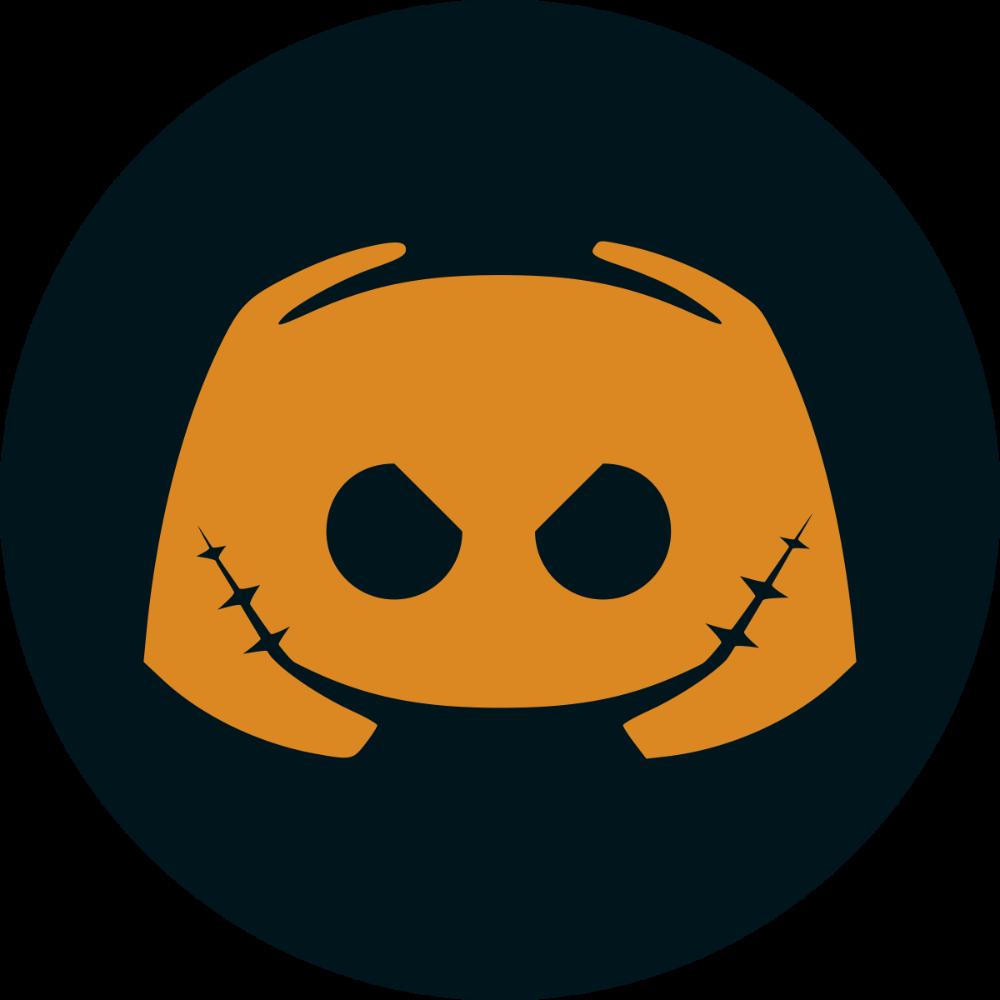 Discord Logo Png Free Transparent Png In 2020 Art Logo Halloween Icons Logo Branding