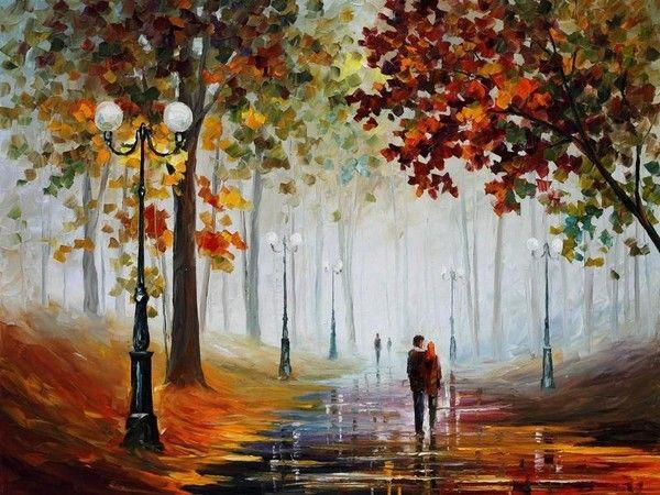 Pinterest Peindre Des Paysage Automne Paysage Paysages En