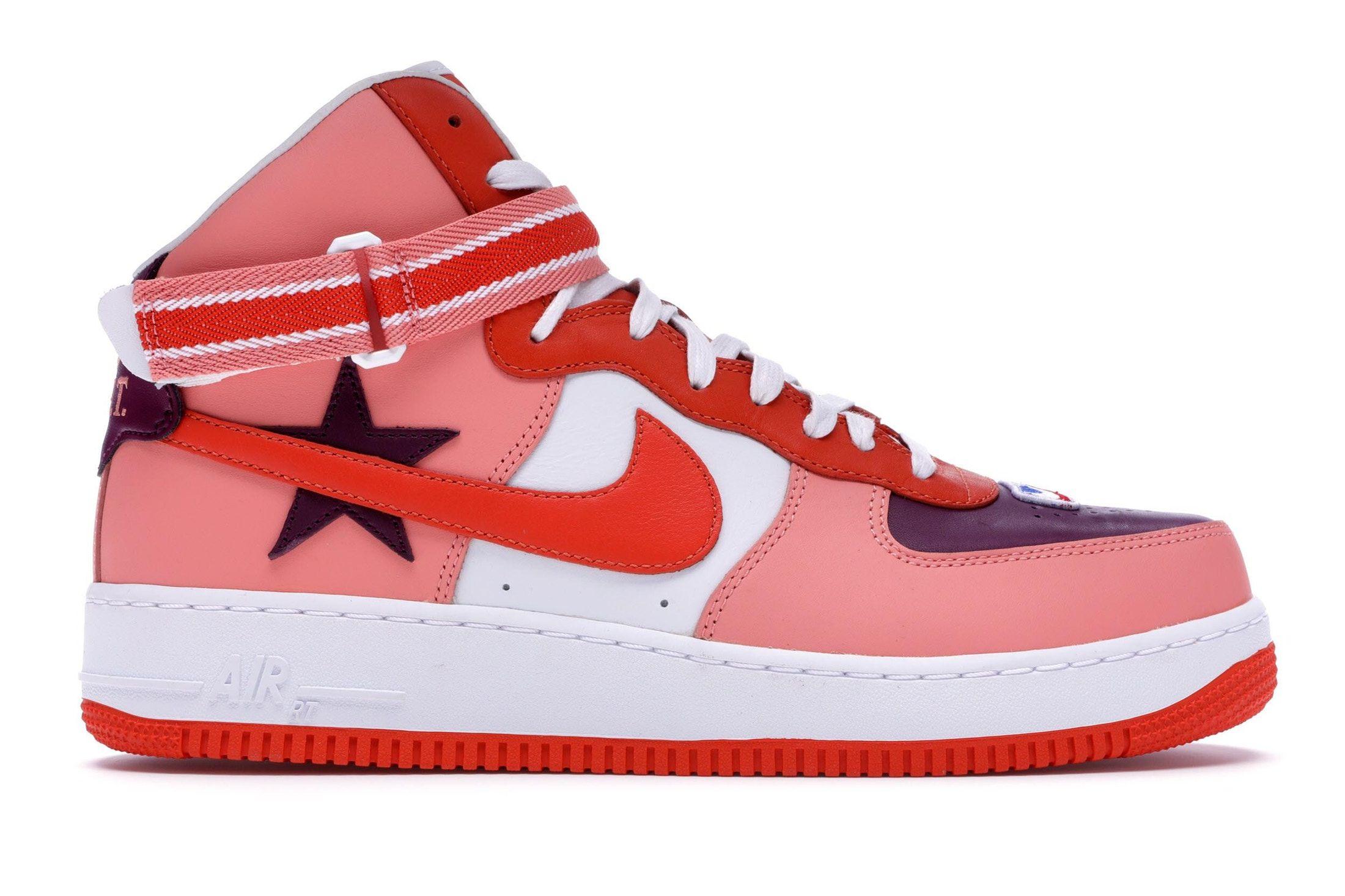 Discurso Dando Fértil  Nike Air Force 1 High Riccardo Tisci All-Star 2018 (Pink) in 2020 | Nike  air force, Air force 1 high, Nike