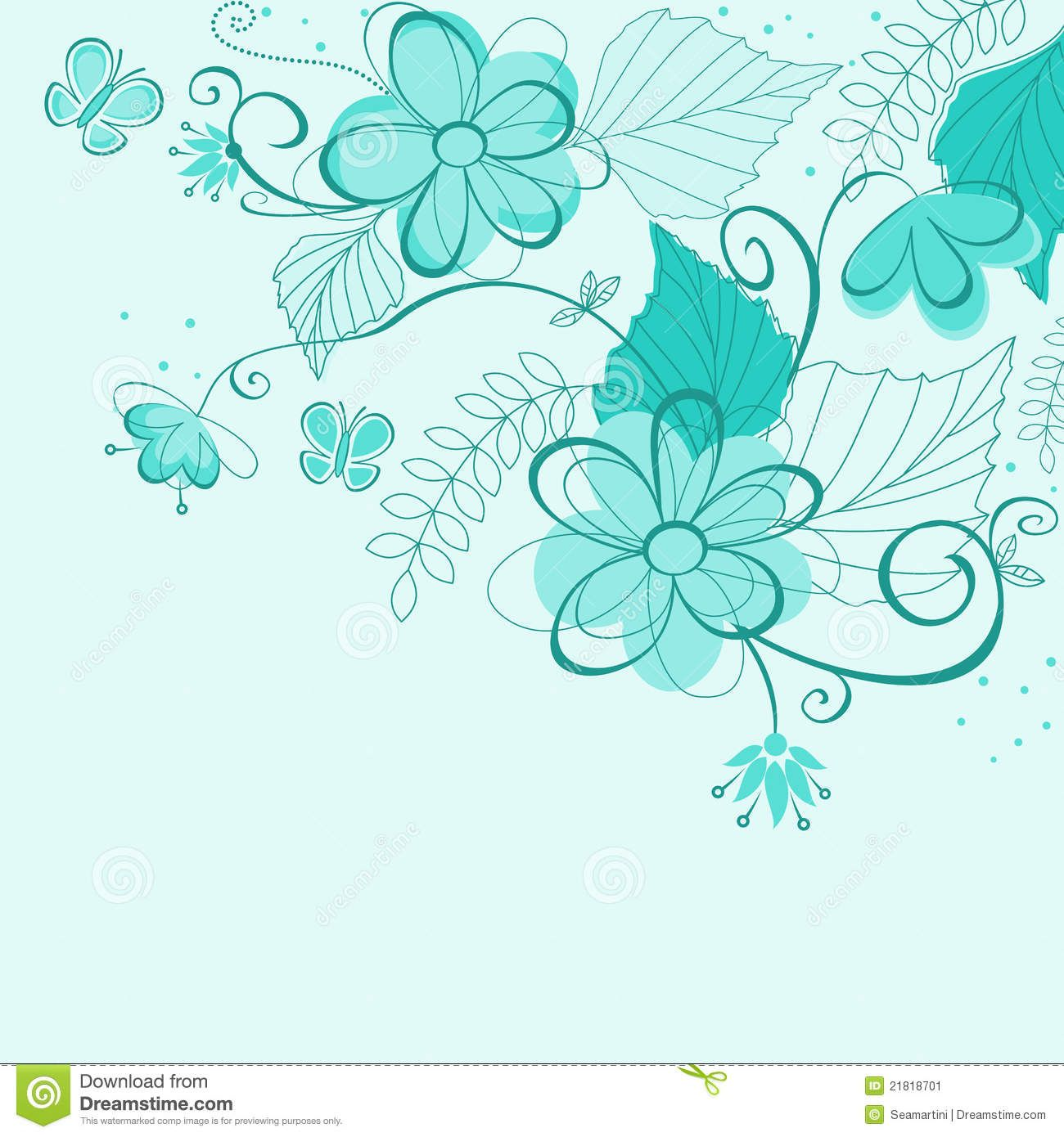 Blue Flower Background Tumblr Google Search Blue Flowers