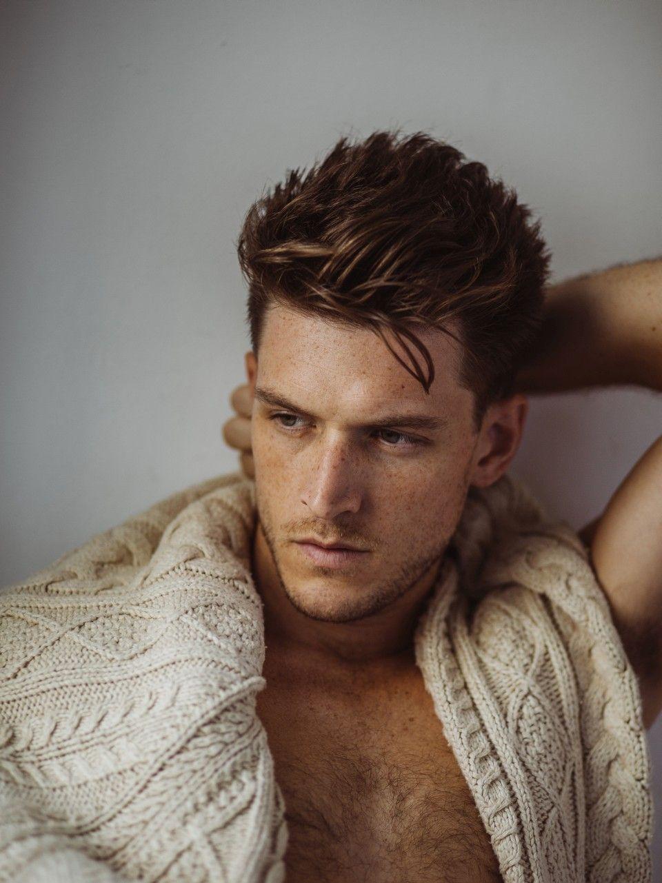 Logan Macrae Brown Hair Brown Eyes Guy Portrait Photography Men Handsome Men