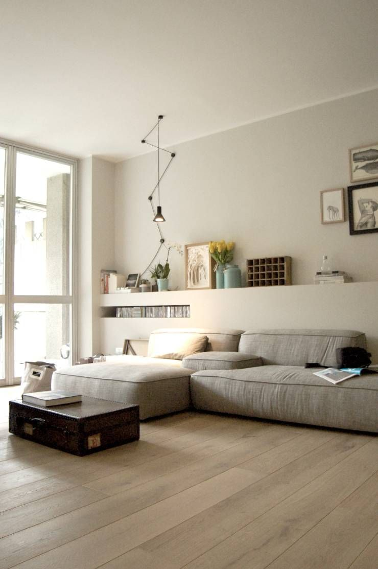 Private Flat di Moodern | Lofts, Living rooms and Interiors