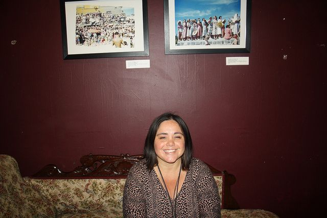 Last week of Celebrate Living History of Frankston at Bartiste! Photo courtesy of mum :)