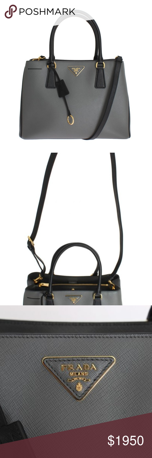 3484ff21b9174c PRADA SAFFIANO LUX BAG Gorgeous brand new with tags, 100% Authentic Prada  bag.