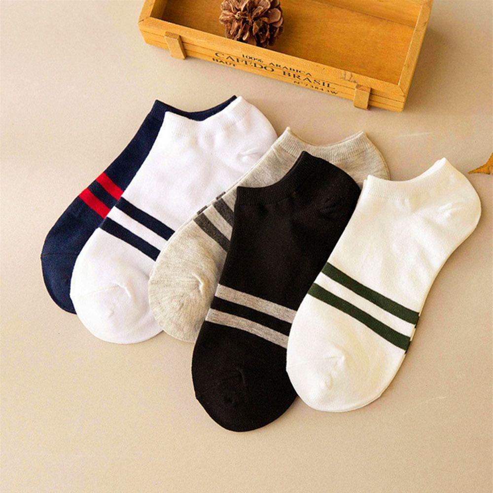 Casual Cotton Socks Fashion Striped Socks Dress Men/'s Womens Unisex Sports Socks