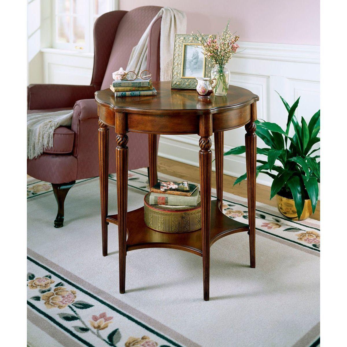 Butler Specialty Plantation Cherry Bainbridge Accent Table