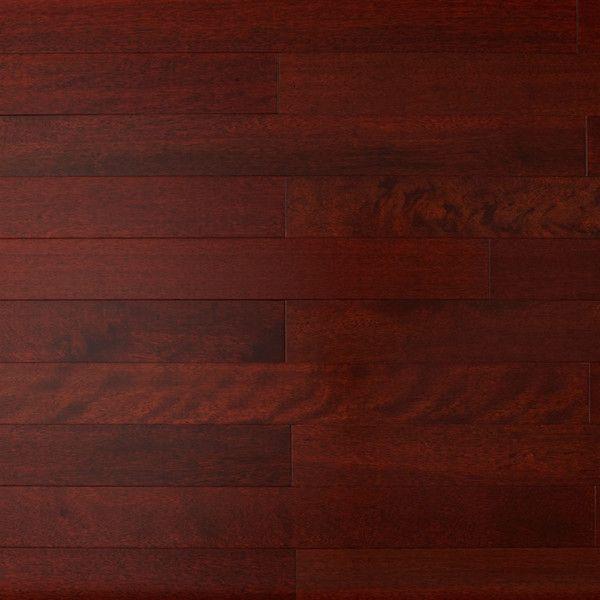 Mahogany Wood Flooring Cherry Red Mahogany Wood Wood Floors Flooring