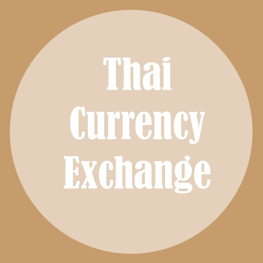 Thai Baht Currency Exchange Rates From Bangkok Bank