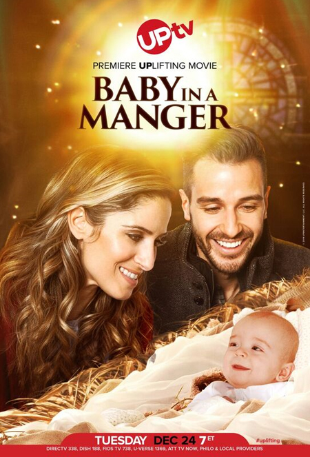 Baby In A Manger An Uptv Christmas Movie Premiere Uptv Babyinamanger See Here Christmas Movies Christmas Movies On Tv Movie Premiere
