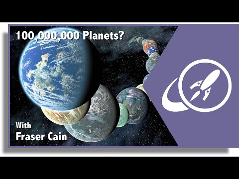 Dannyshookvideo 100 Million Exoplanets By 2050 How Will We Get
