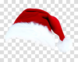 Santa Claus Hat Illustration Santa Claus Christmas Hat Cap Christmas Hats Material Free Transparen Christmas Hat Christmas Background Black Background Images