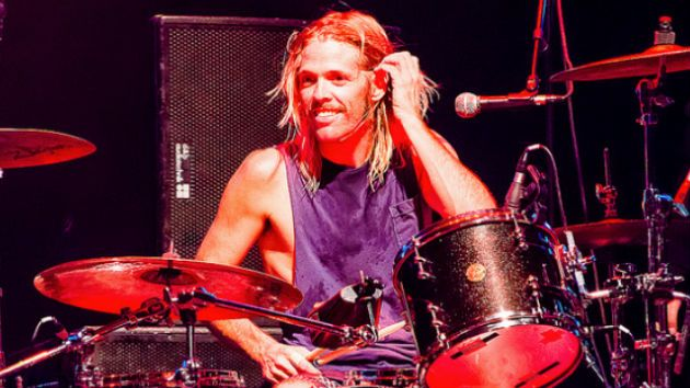 taylor hawkins set drum
