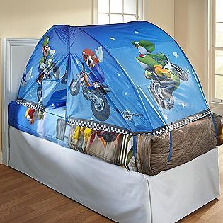 Boy S Super Mario Bed Tent Nintendo Boys Room Kids