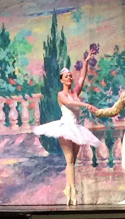 Sugar Plum Fairy BALLET | Zofi Couture