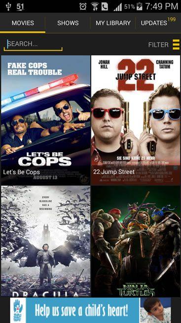 show box free movies