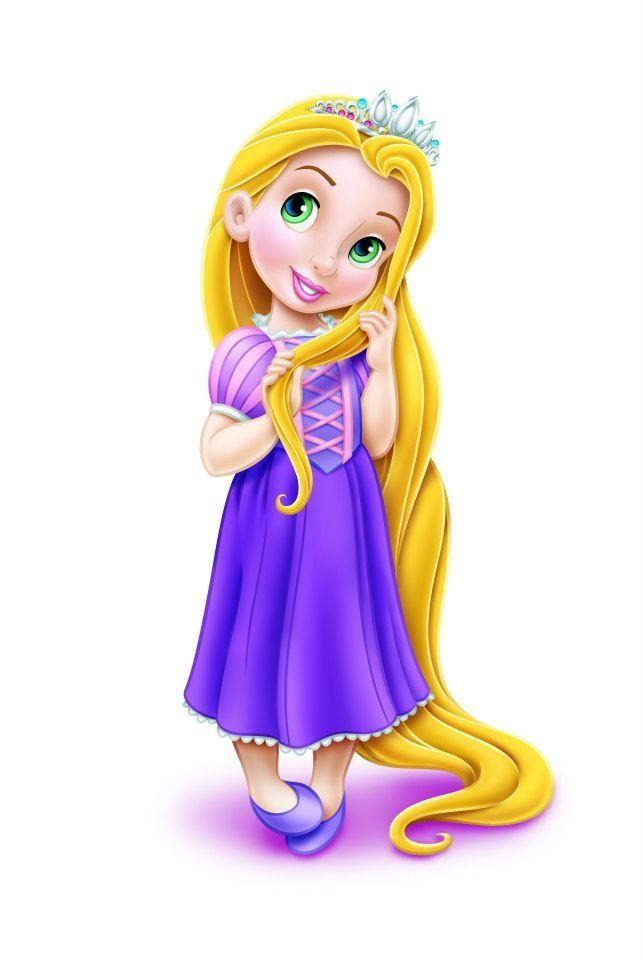 Rapunzel disney baby princesses image princesse disney princesse disney dessin princesse - Raiponce petite ...