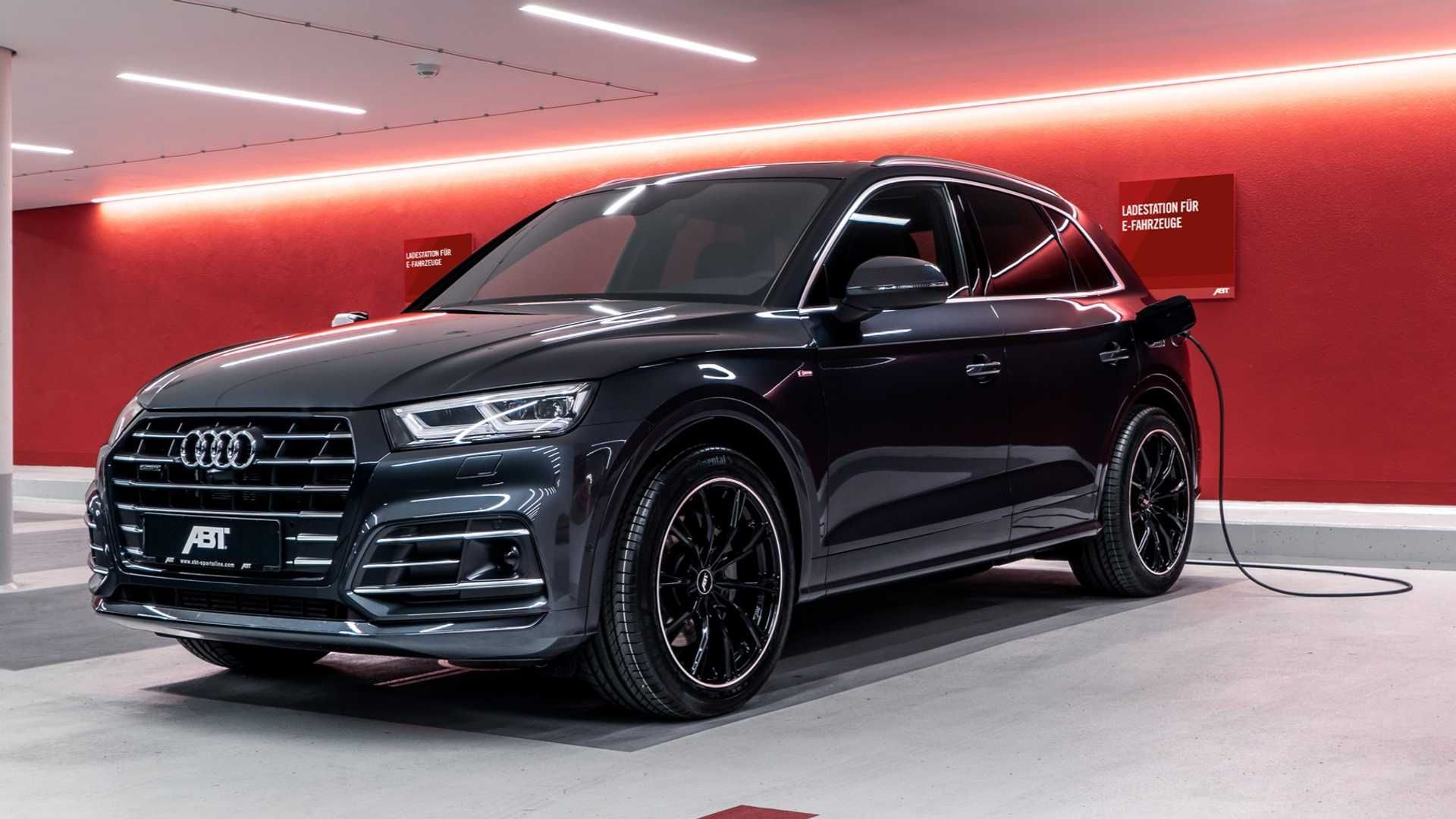 Audi Q5 55 Tfsie By Abt The First Abt Branded Hybrid You Can Buy Top Speed In 2020 Audi Q5 Audi Latest Cars