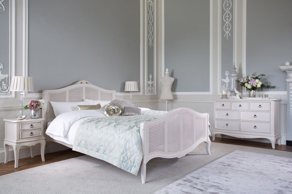 The Toulouse Bedroom Range This French Style Bedroom Furniture - Toulouse bedroom furniture white