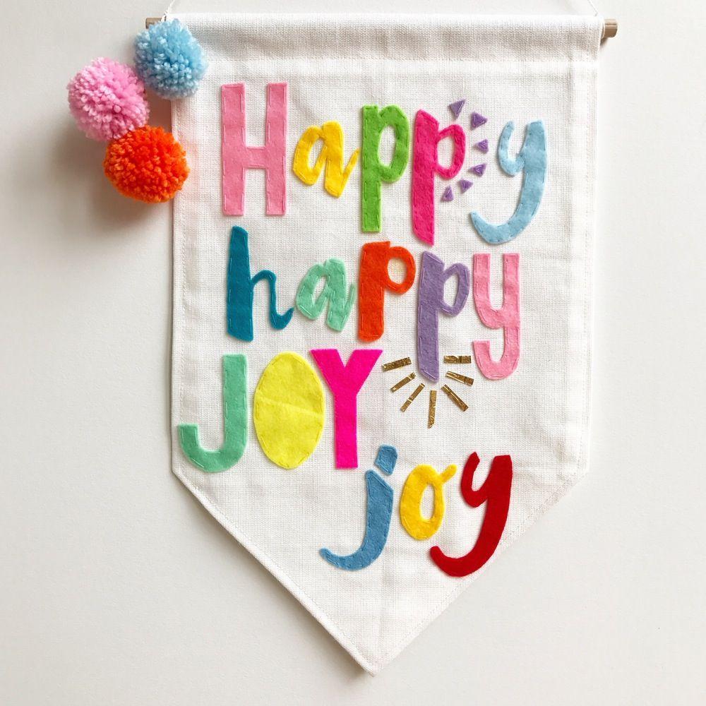 Image of Happy Happy Joy Joy - PRE ORDER