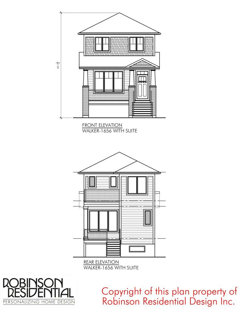 Craftsman Walker 1656 With Suite Robinson Plans Small House Floor Plans Small Bungalow Cottage House Plans