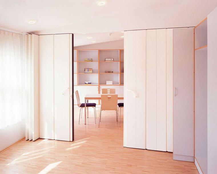 pareti-mobili-divisorie-cucina | Pareti divisorie mobili | Pinterest ...