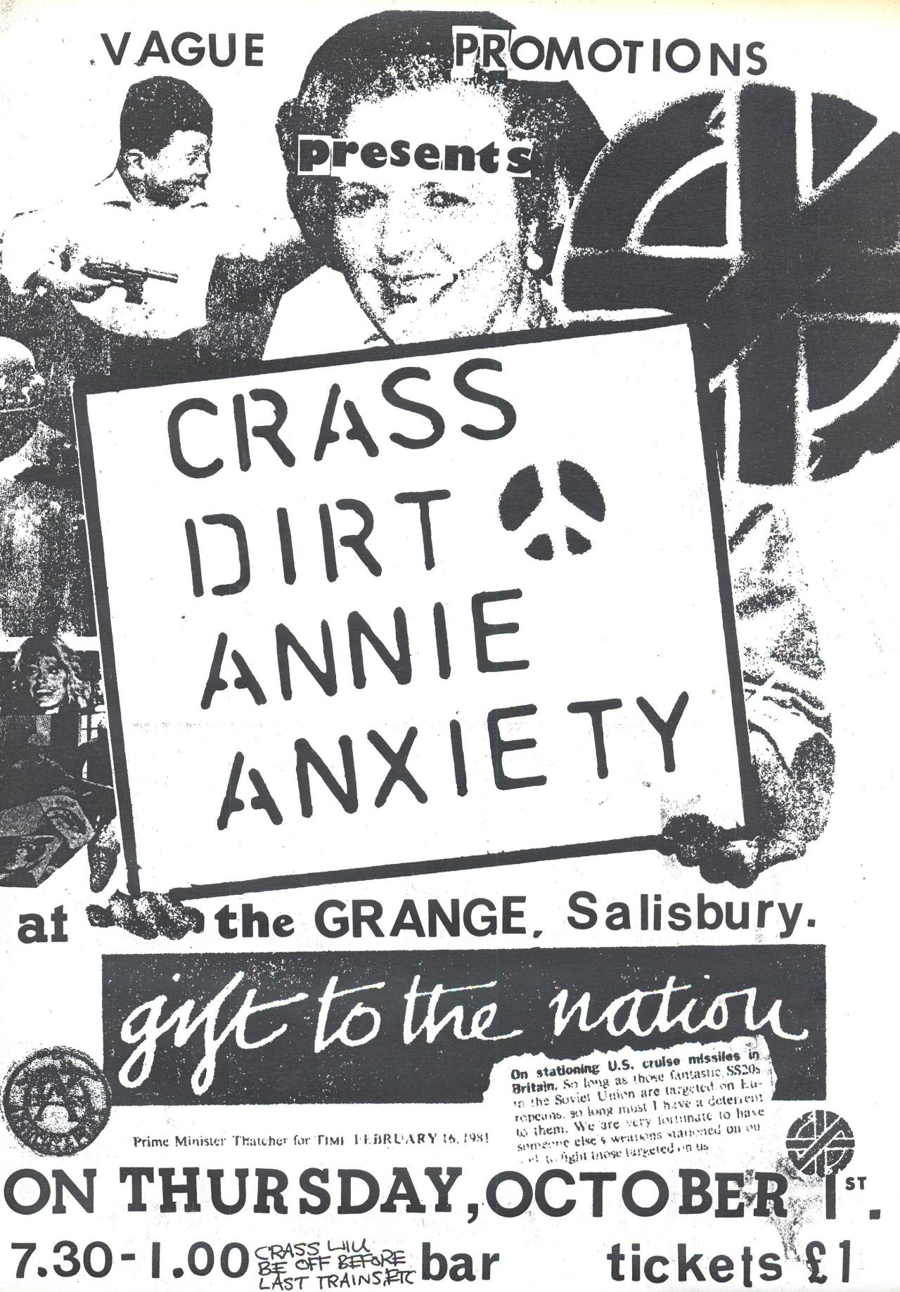 Pin by rob strunk on shows pinterest punk anarcho punk and band posters rock posters crust punk rock bands punk rock flyers wave anarchy art designs voltagebd Image collections