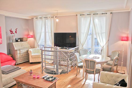 Byp 244 Furnished 2 Bedroom Apartment For Rent 100 M Rue Corneille Paris 6 4500 M Appartement Meuble Appartement Parisien Appartement Luxe