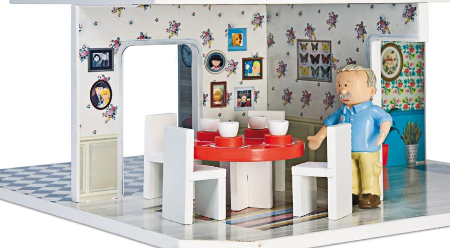 El abuelo Leo prepara el desayuno #juguetes #imaginarium ...