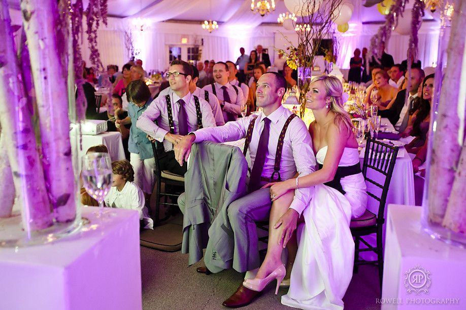 Wedding Reception Slideshow