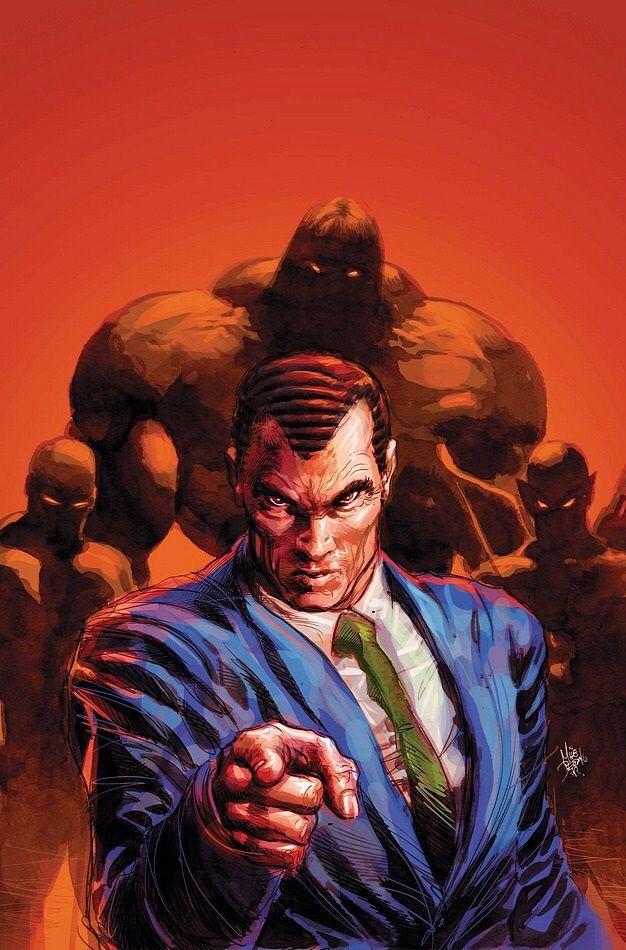 Marvel Wants McConaughey For Norman Osborn Point Of
