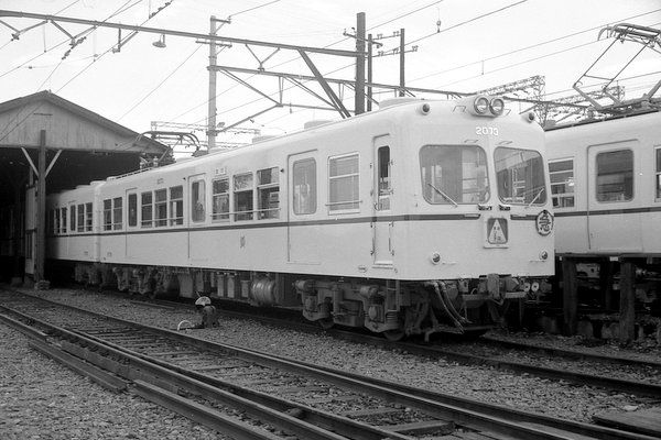 地方私鉄 1960年代の回想: 京王電鉄 京王線 従来型2010系 高幡不動