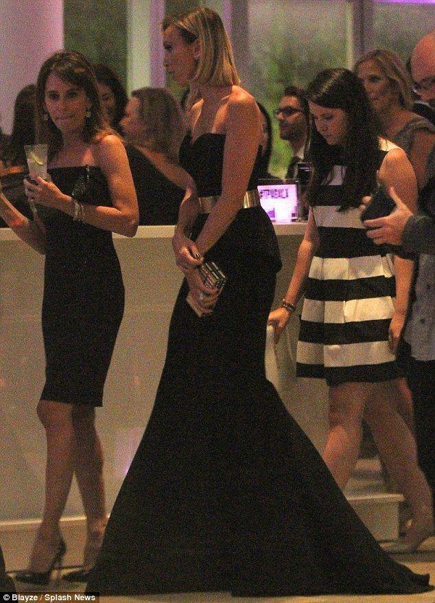 Black dress gala event definition