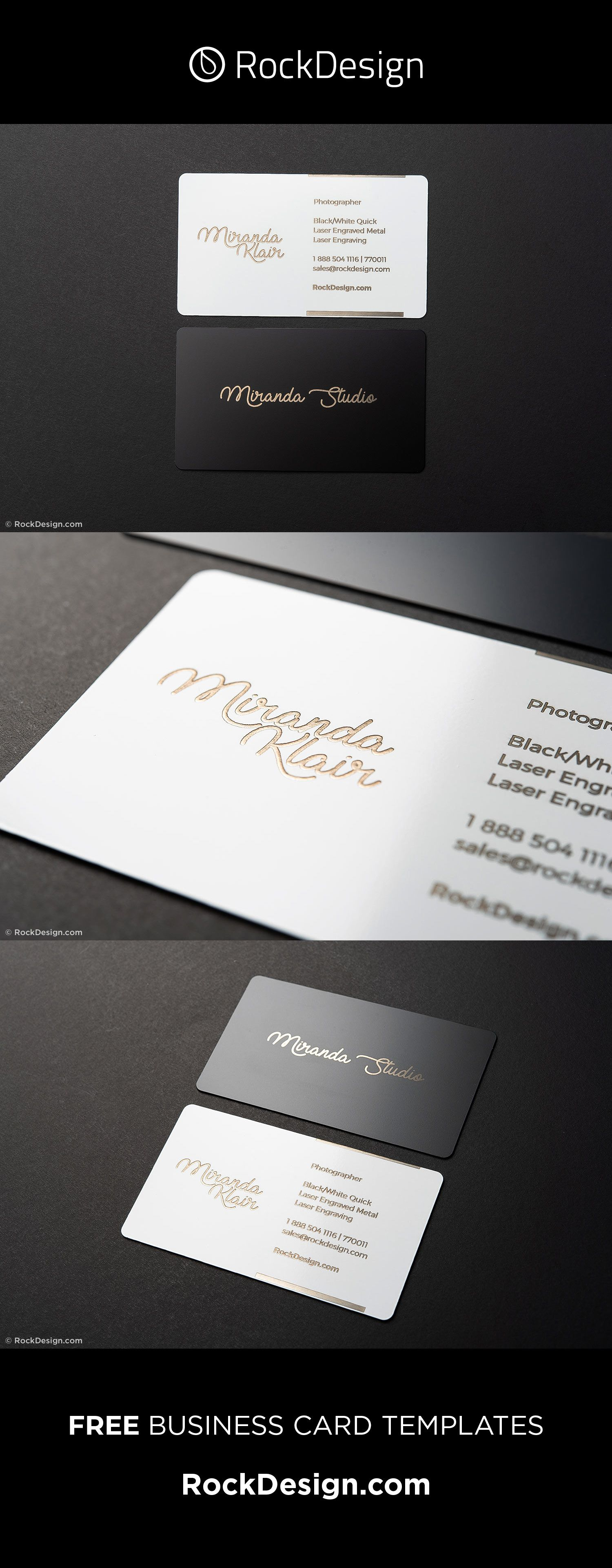 Cute Amazing Creative Photography Business Card Template Design Miranda Photography Business Cards Template Photography Business Cards Unique Business Cards