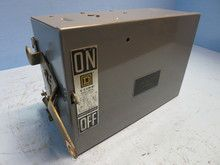 Square D I-Line PQ4210 100 Amp 240V 3 Phase 4 Wire Busway Switch A ...