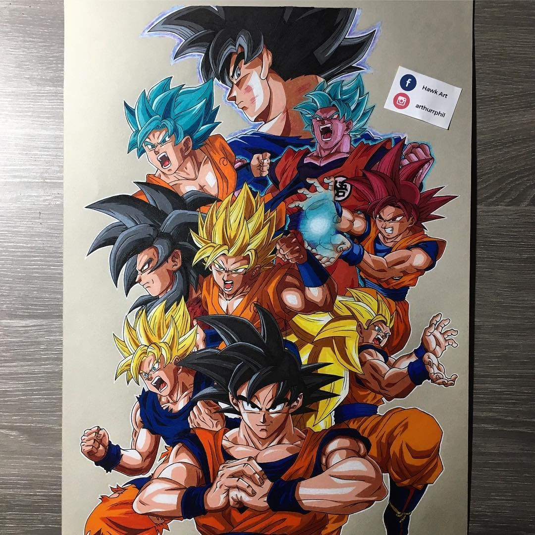 7 565 Likes 159 Comments Arthur Philippe Arthurrphil On Instagram Trunks Story Trunks Goku Dragon Ball Artwork Dragon Ball Art Dragon Ball Z