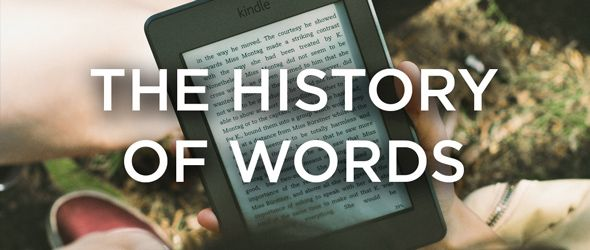 Where do words come from? Fascinating article about the history of words #etymology #linguistics #wordnerd