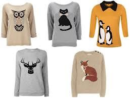 Sweaters With Animals On Them Fashion Pinterest Animal Sweater