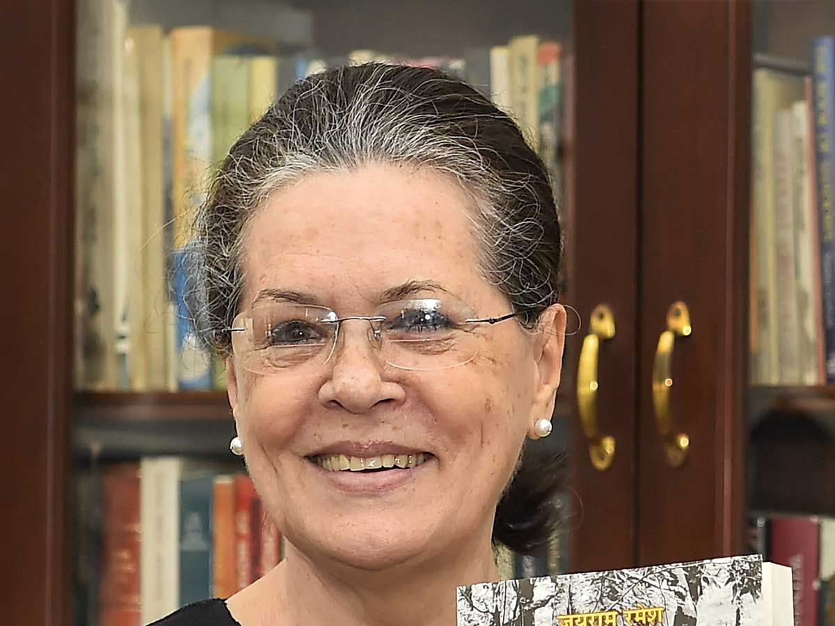 Pin on PM Modi wishes Sonia Gandhi on her birthday