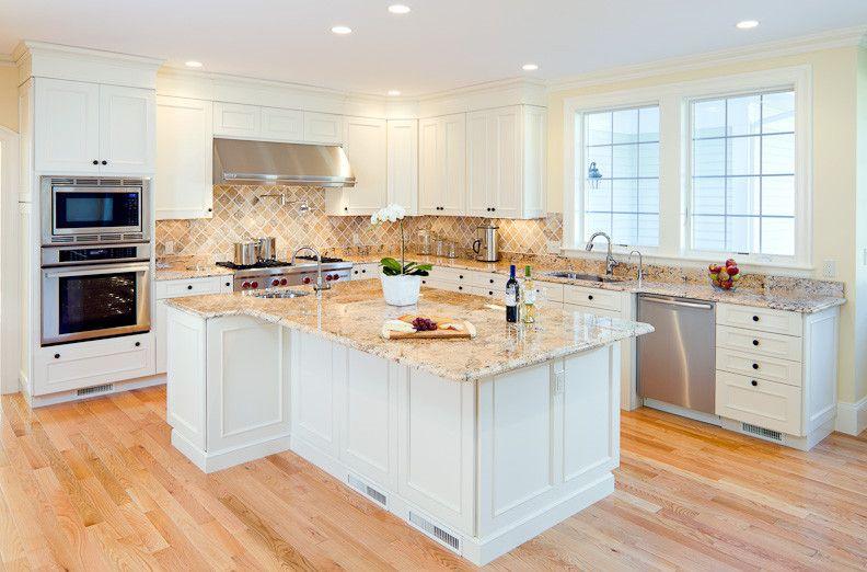 Kết quả hình ảnh cho beige tiled kitchen