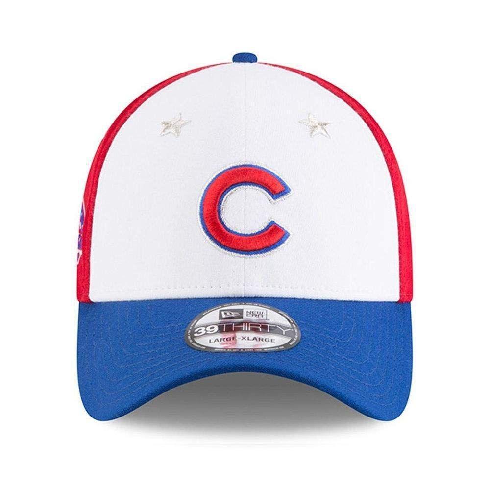402de24cf6b New Era Chicago Cubs 2018 MLB All-Star Game 39THIRTY Flex Hat ...