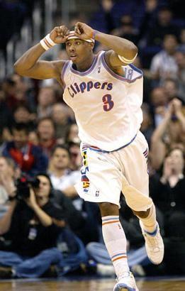 Nba Hardwood Classics Quentin Richardson Los Angeles Clippers Los Angeles Clippers Nba Teams Nba